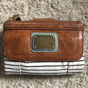 Fossil Long Live Vintage Clutch Wallet